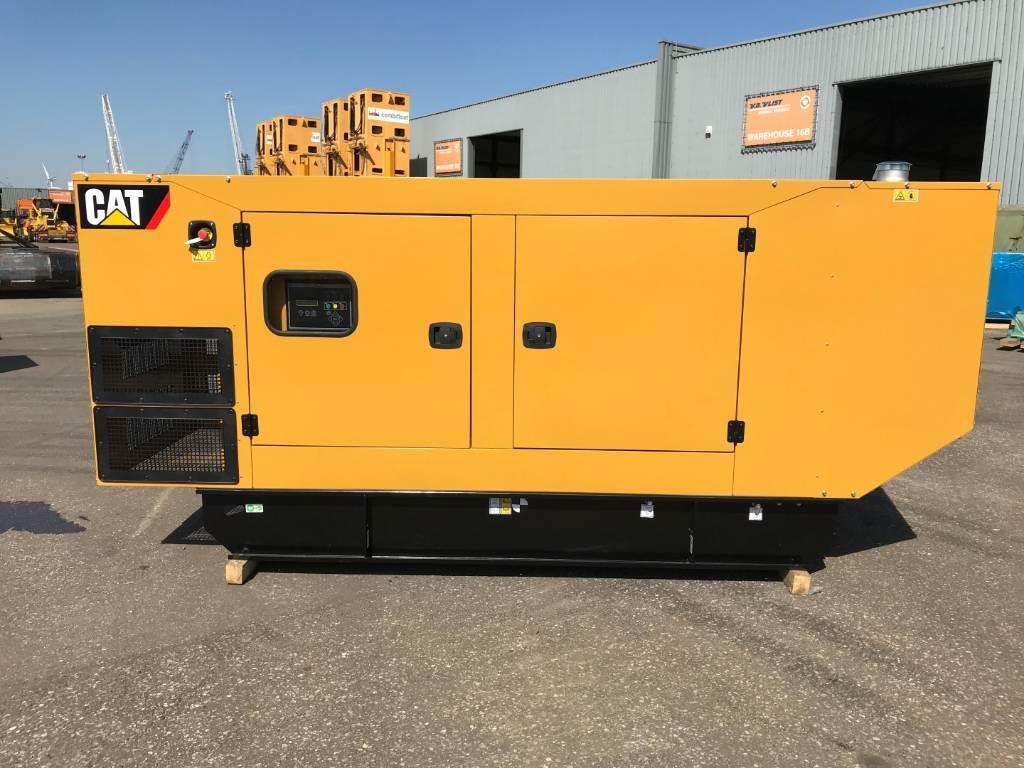 Caterpillar C9 E0 - Generator Set 250 kva - DPH 98010, Diesel Generators, Construction