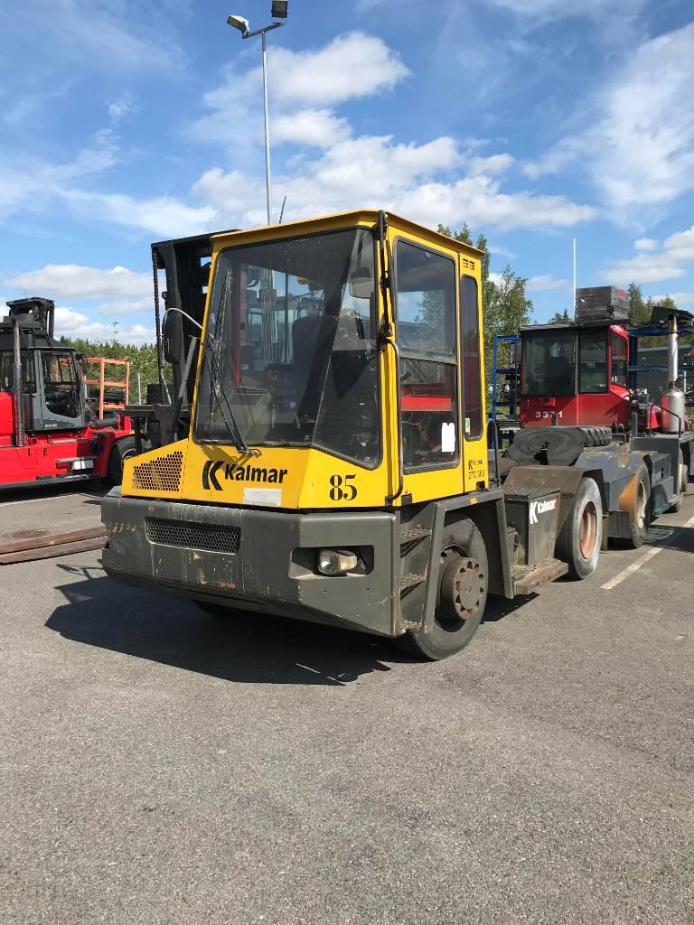 Kalmar DTC 360-44, Terminal tractors, Material Handling