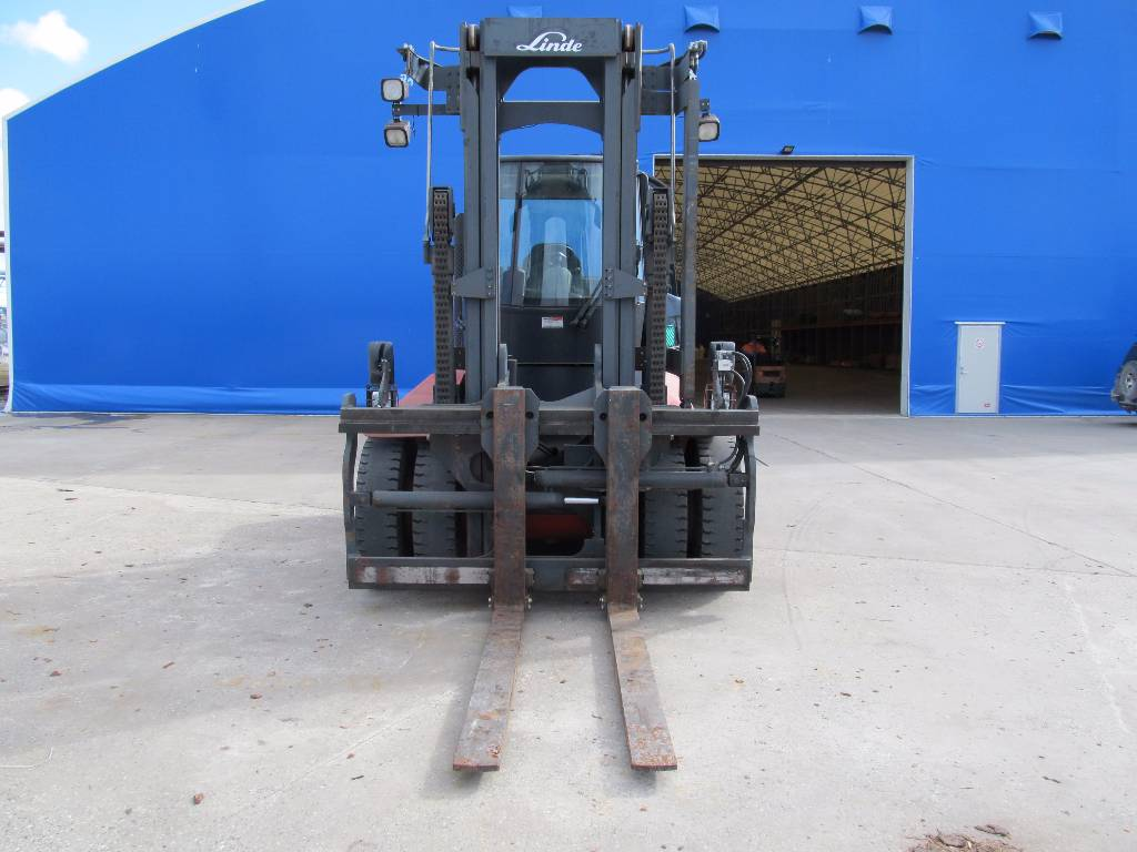 Linde H150D/359, Diesel trucks, Material Handling