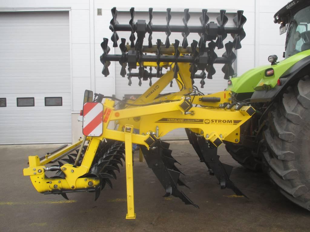 Strom Terraland 3000, Kita kultivavimo technika ir priedai, Žemės ūkis