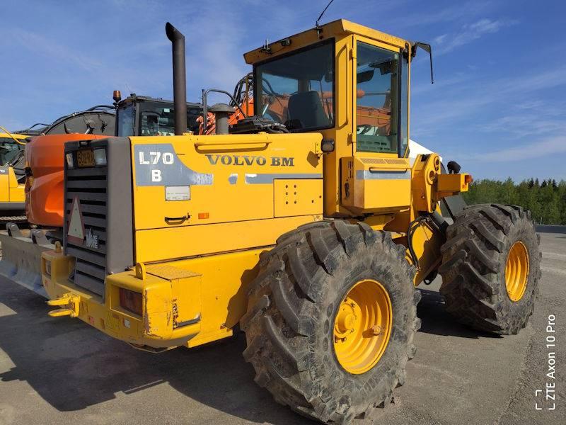 Volvo L70B, Wheel Loaders, Construction Equipment