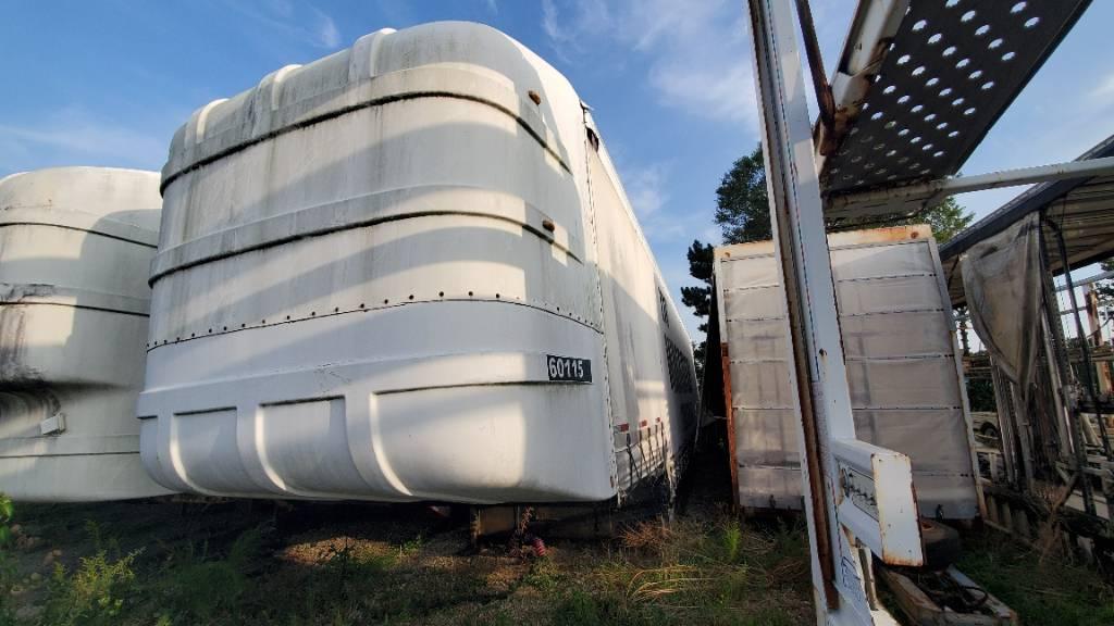 60115 Nuvan Enclosed, Car Haulers, Trucks and Trailers