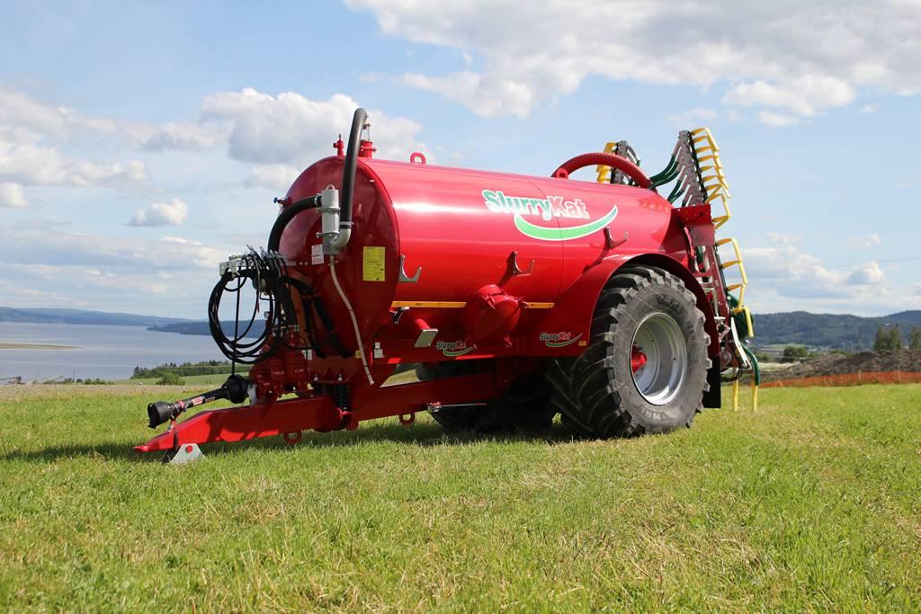 SlurryKat 9400 - gjødselvogn, Gjødselspreder, Landbruk