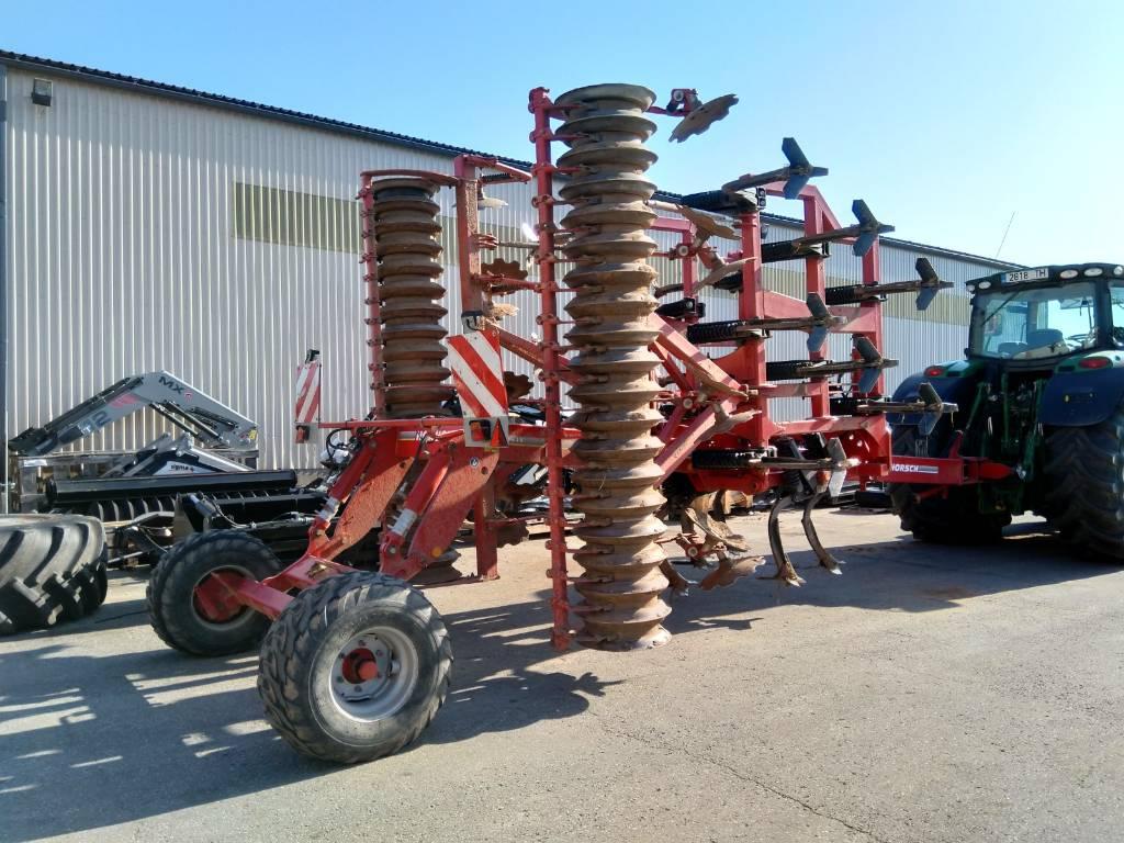 Horsch Terrano 6FX, Kultivaatorid, Põllumajandus