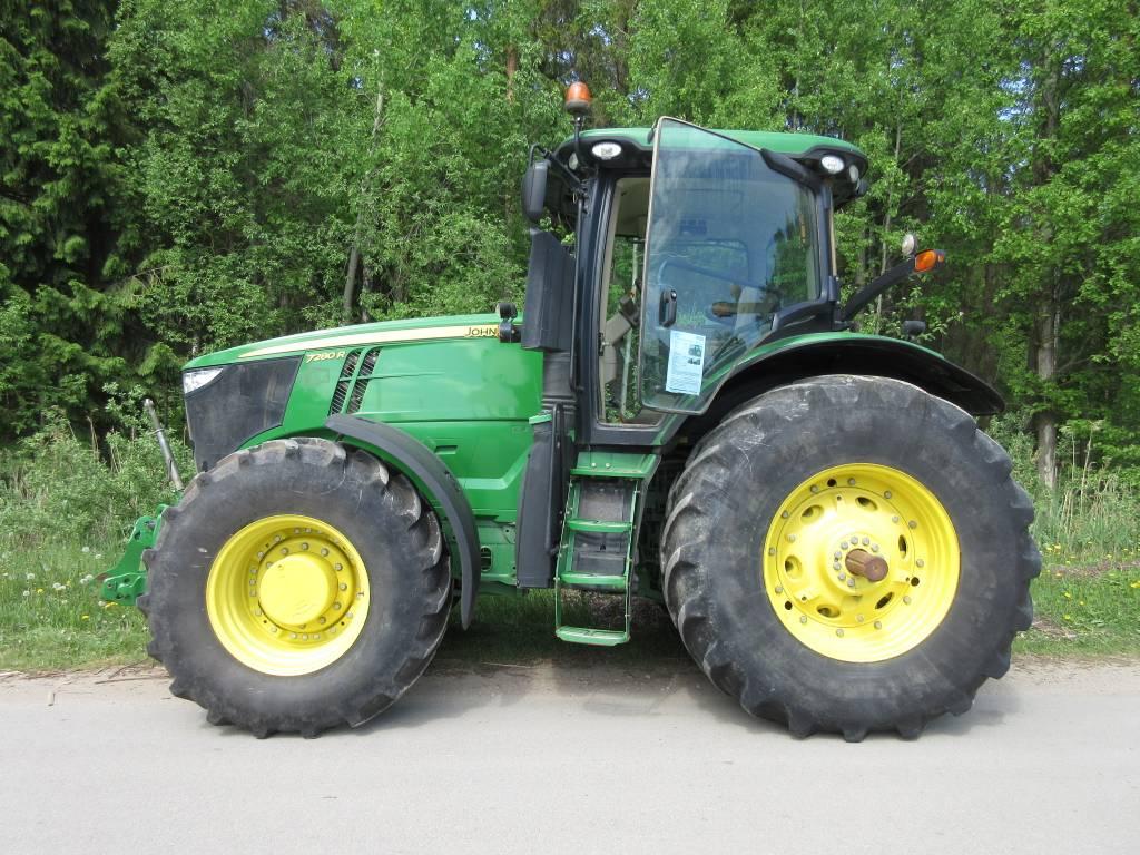 John Deere 7280R, Traktoriai, Žemės ūkis