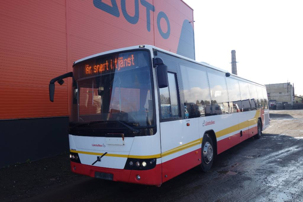 Volvo 8700LE B12B  3x units, City buses, Trucks and Trailers