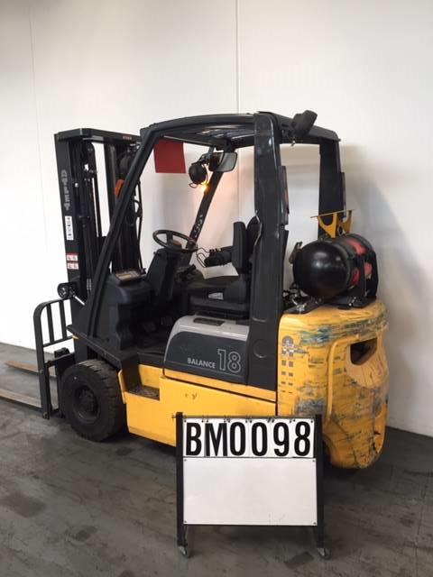 Balance GL-18 (BM0098), LPG trucks, Material Handling