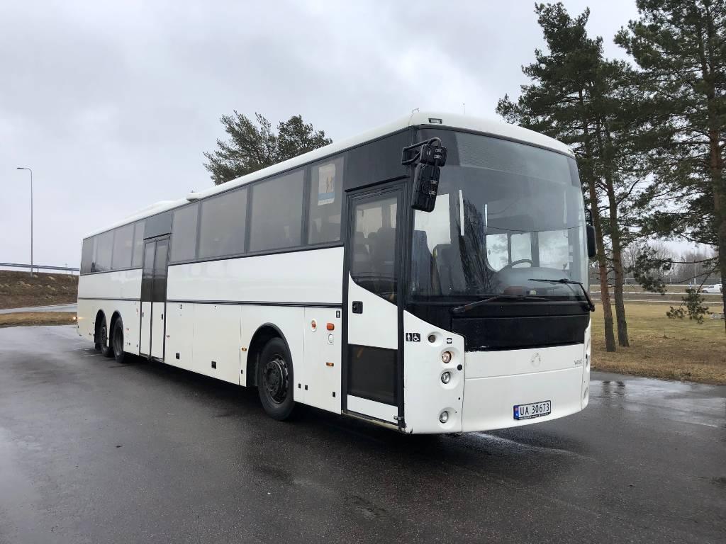 Iveco Vest Eurorider, Kaugsõidubussid, Transport