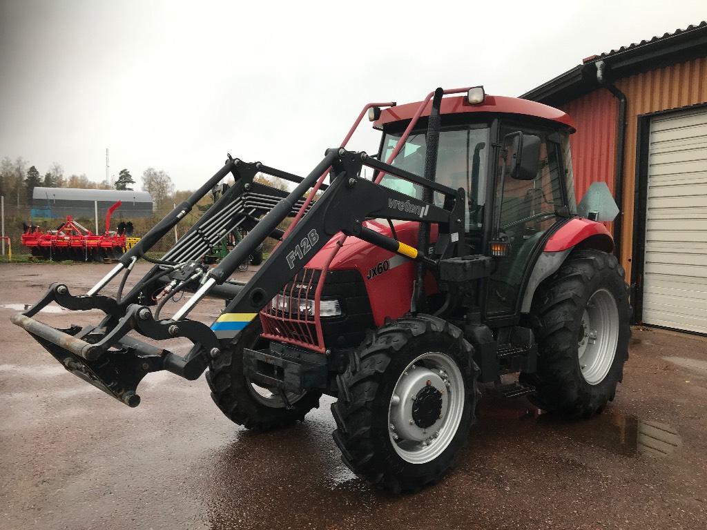 Case IH JX 60 skogsutrustad, Traktorer, Lantbruk