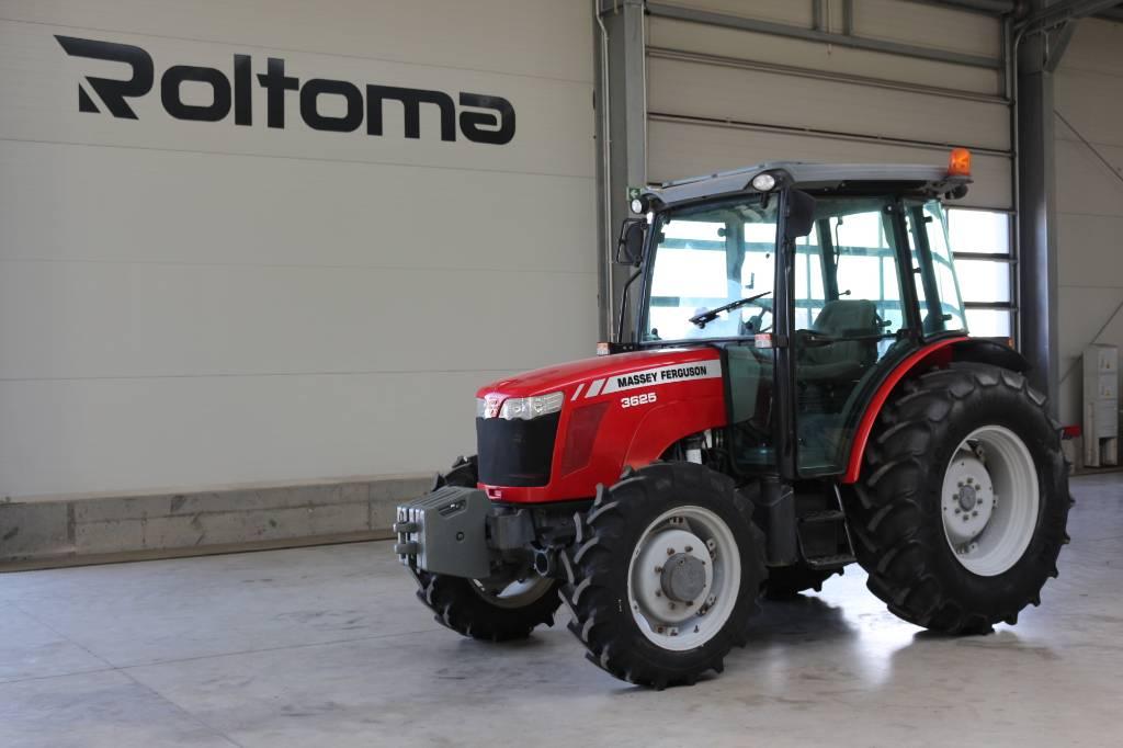 Massey Ferguson 3625, Traktory, Maszyny rolnicze