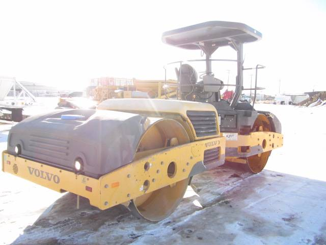 Volvo DD118HF, Other rollers, Construction Equipment