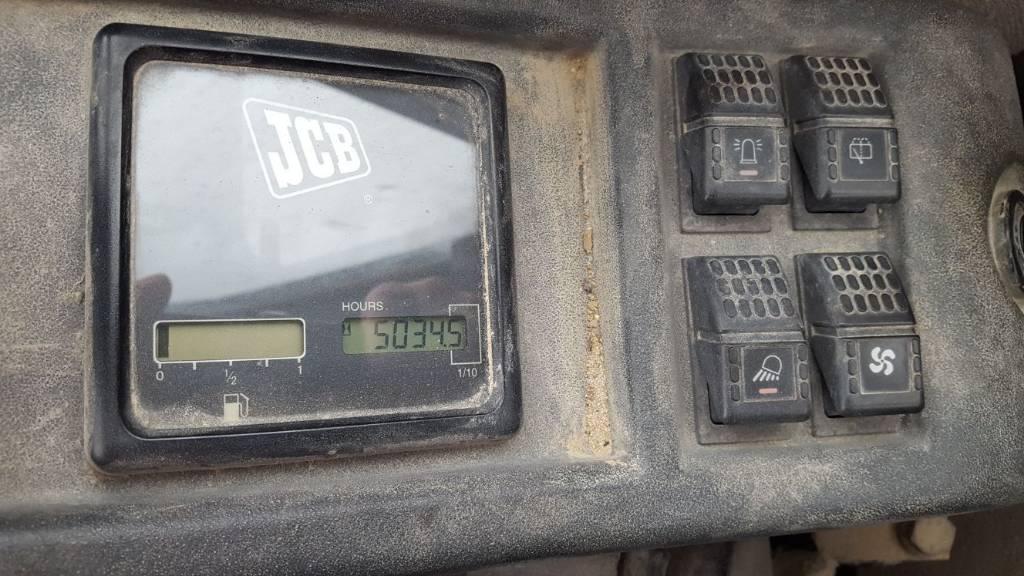 JCB 8052, Mini excavators, Construction Equipment
