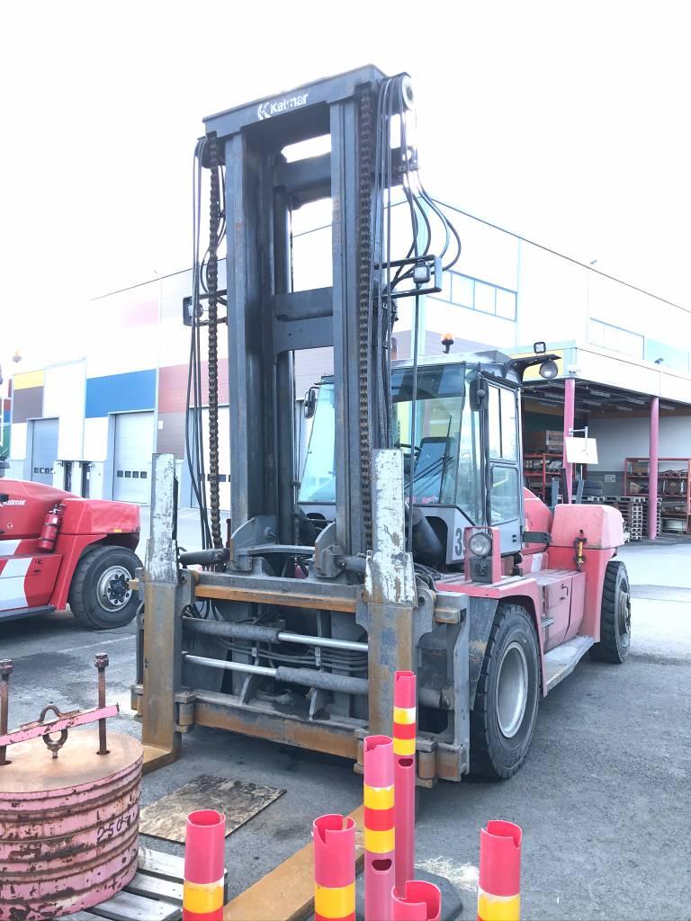 Kalmar DCE 160-12, Diesel trucks, Material Handling