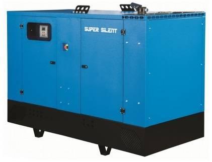 CGM e100VO - 110 Kva Volvo Stage IIIA / CCR2 generator, Diesel generatoren, Bouw