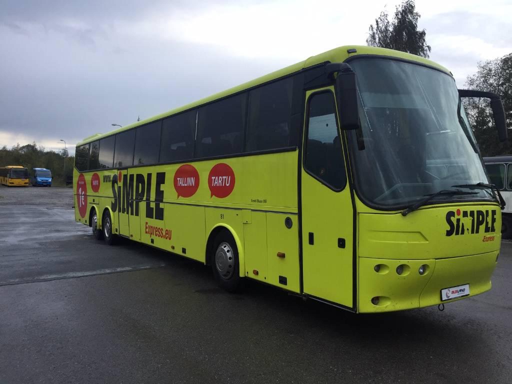 Bova FHD 15.430, Kaugsõidubussid, Transport