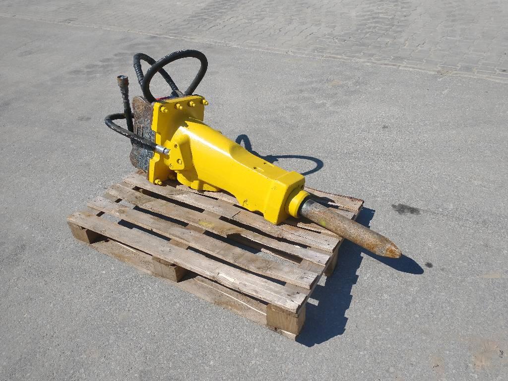 Atlas Copco Hydraulikhammer SB302, Hammers / Breakers, Construction Equipment