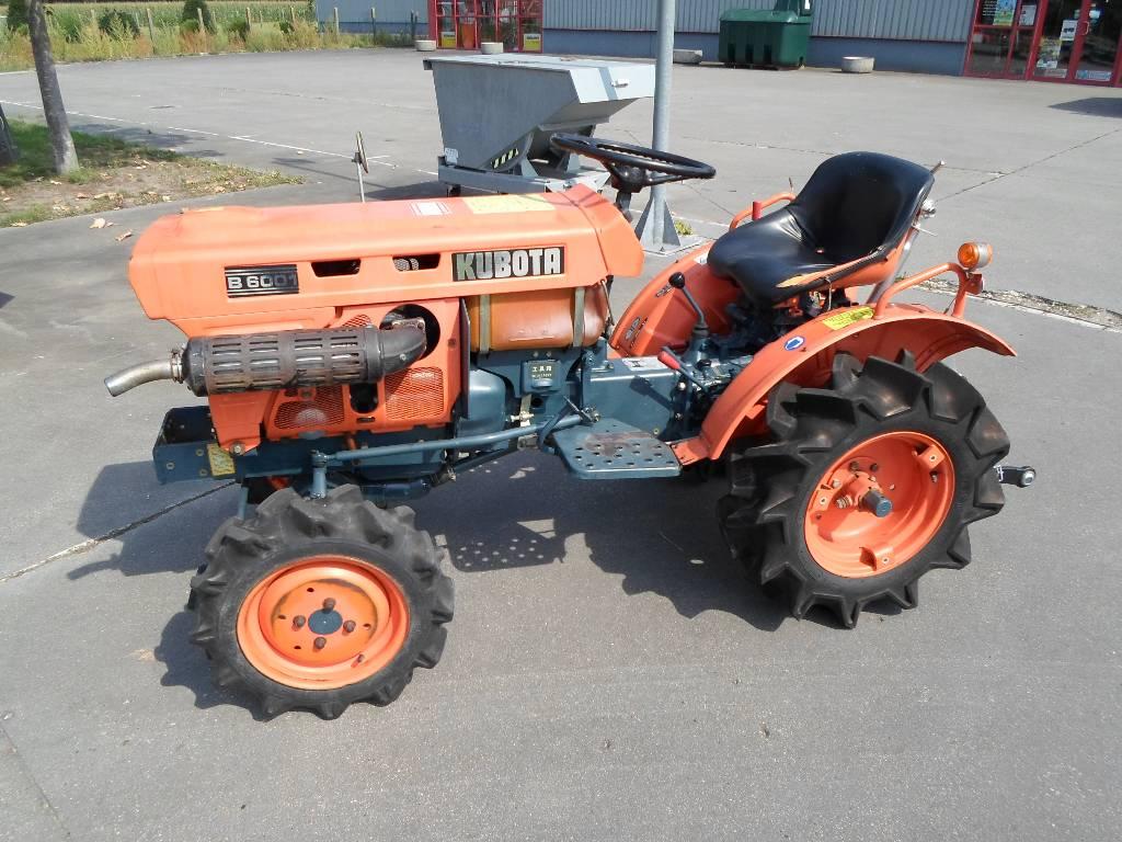 Kubota B6001DT, Tractoren, Landbouw