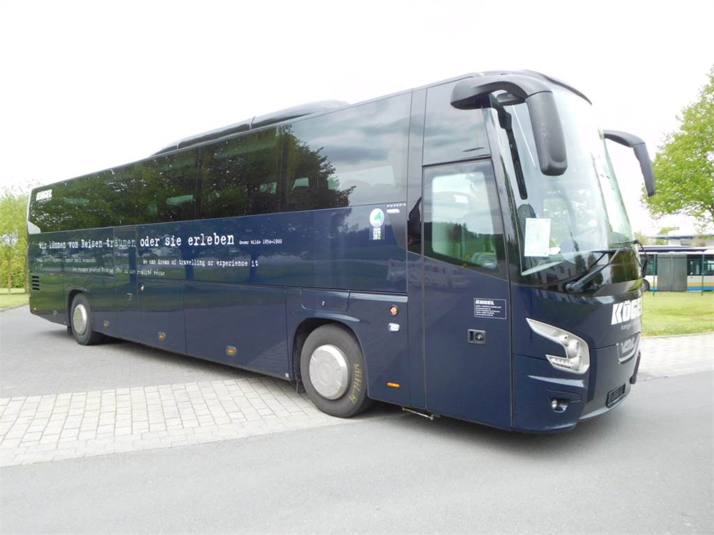 VDL Futura FHD2 - 129/365, Autobuses turísticos, Transporte