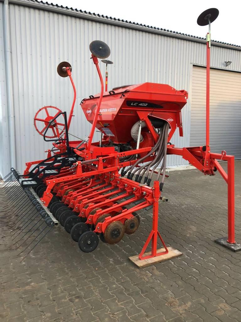 Kuhn Venta LC 402, Sējmašīnas, Lauksaimniecība