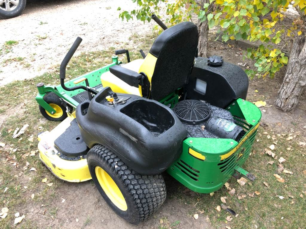 John Deere Z655, Zero turn mowers, Turfcare