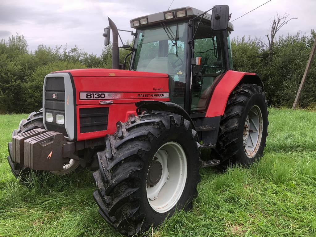 Massey Ferguson 8130, Tractors, Agriculture