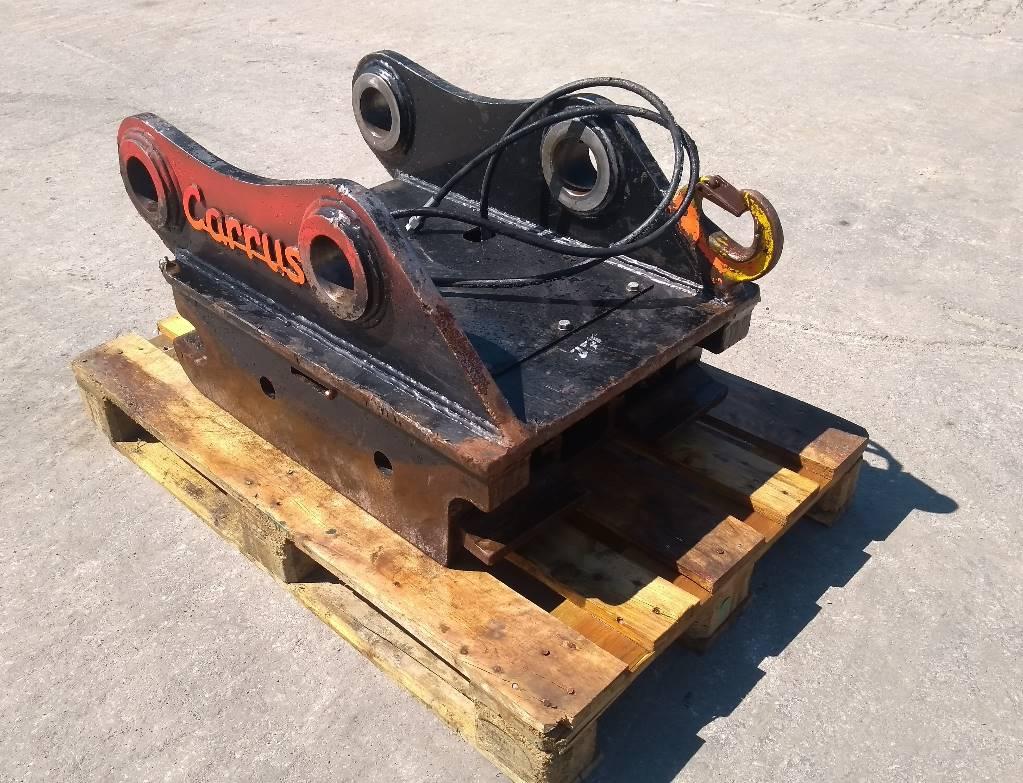 Carrus Schnellwechsler hydr. S8/E30, Quick Connectors, Construction Equipment