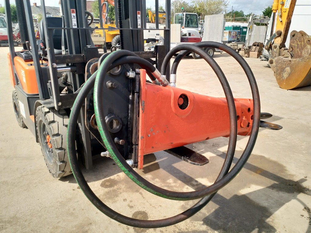 Rammer S 22 City, Hammers / Breakers, Construction
