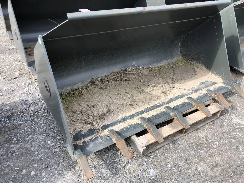 """Werk-Brau 75"""" Loader Bucket, Wheel Loader Attachments, Products"""