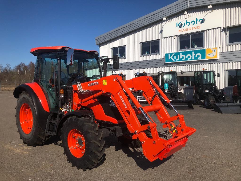 Kubota M 4073, Traktorer, Lantbruk