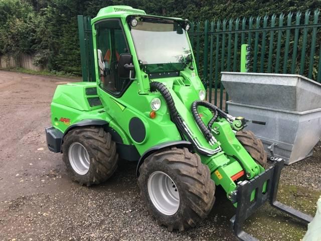 Avant 760 I - New / Unused - c/w Quick Hitch, Multi purpose loaders, Agriculture