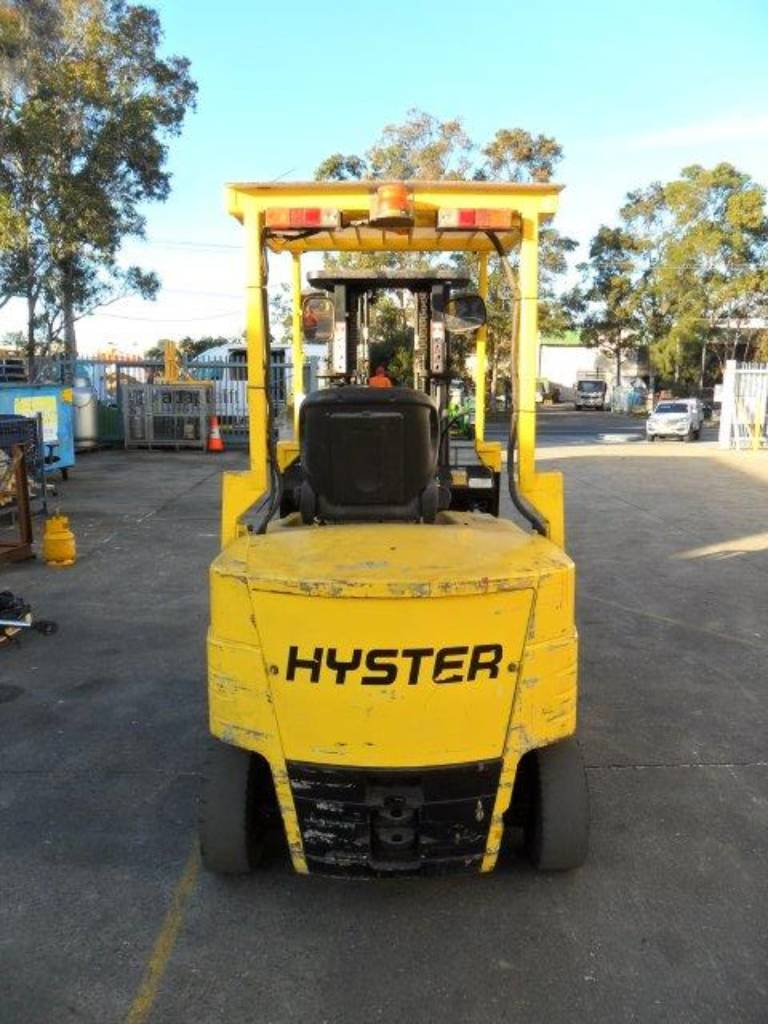 Hyster J2.50HEX, Electric counterbalance Forklifts, Material Handling