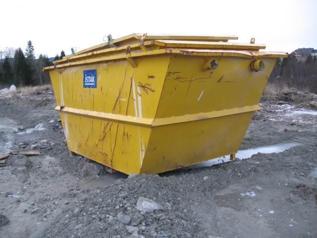 [Other] Sedimenteringsbaljor tre (3) storlekar, Övrig gruvutrustning, Entreprenad