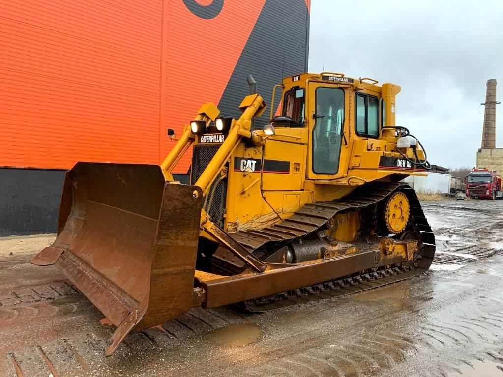 Caterpillar D 6 H XL, Dozers, Construction Equipment