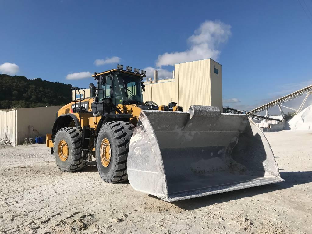Caterpillar 980 M (2pcs), Wheel loaders, Construction