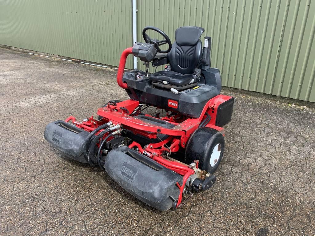 Toro Greensmaster 3250-D, Golf mowers, Turfcare