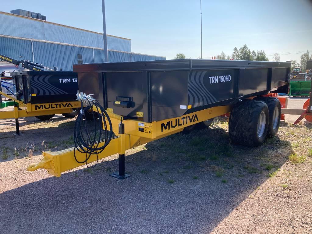 Dumperkärra Multiva TRM 16 HD, Tippvagnar, Lantbruk