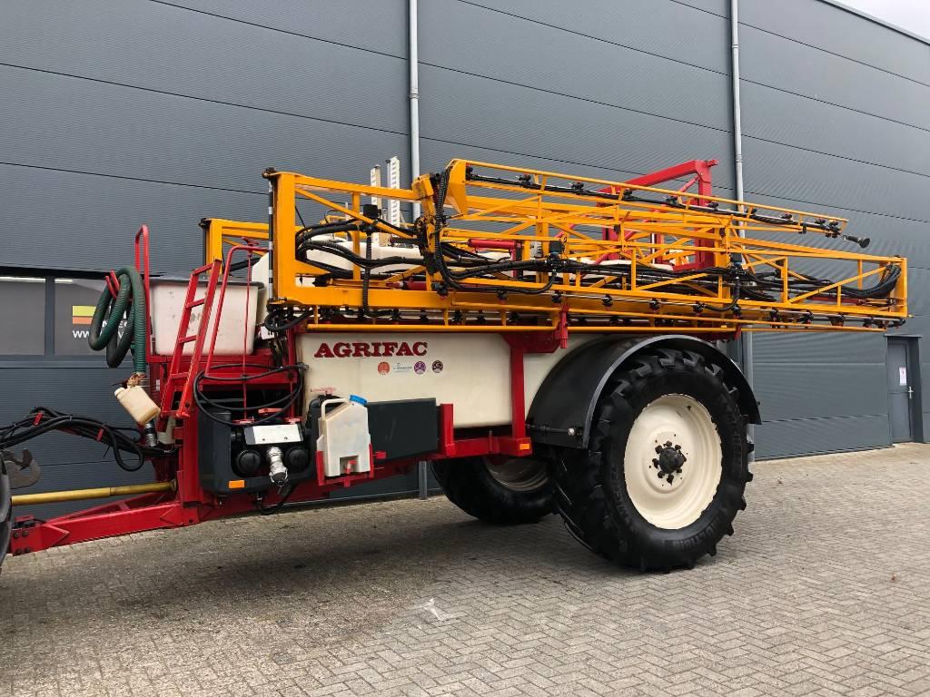 Agrifac GNS 5845, Getrokken spuitmachines, Landbouw
