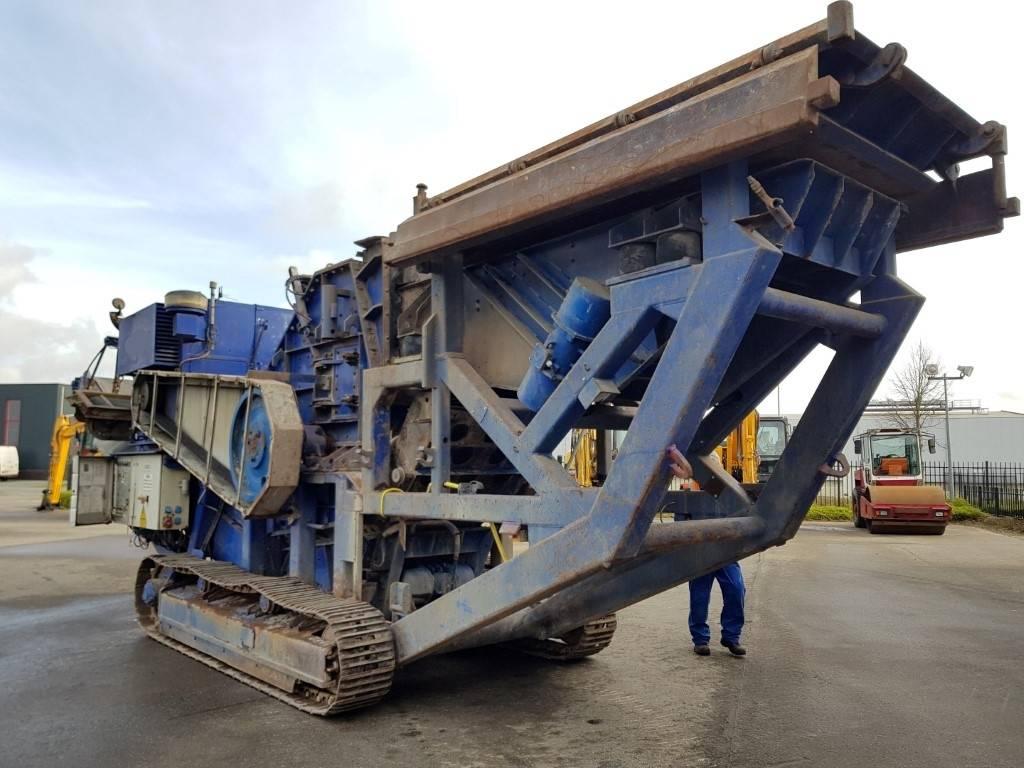 Kleemann MRB 102 RAL, Mobile crushers, Construction Equipment