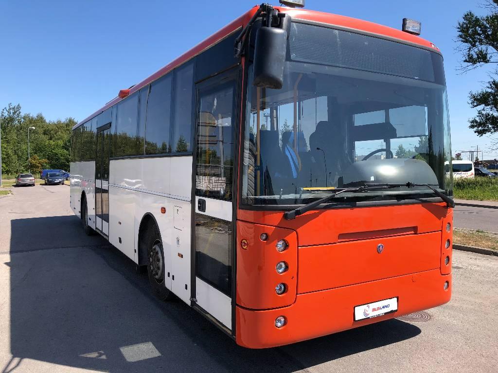 Scania Vest Contrast, Linnadevahelised bussid, Transport