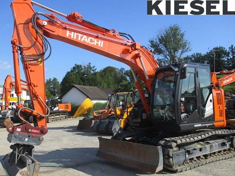 Hitachi ZX 135 US-6, Crawler Excavators, Construction Equipment