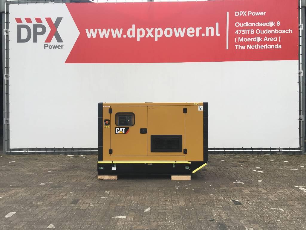 Caterpillar DE65E3 - Stage IIIA - Generator - DPX-18011, Diesel generatoren, Bouw