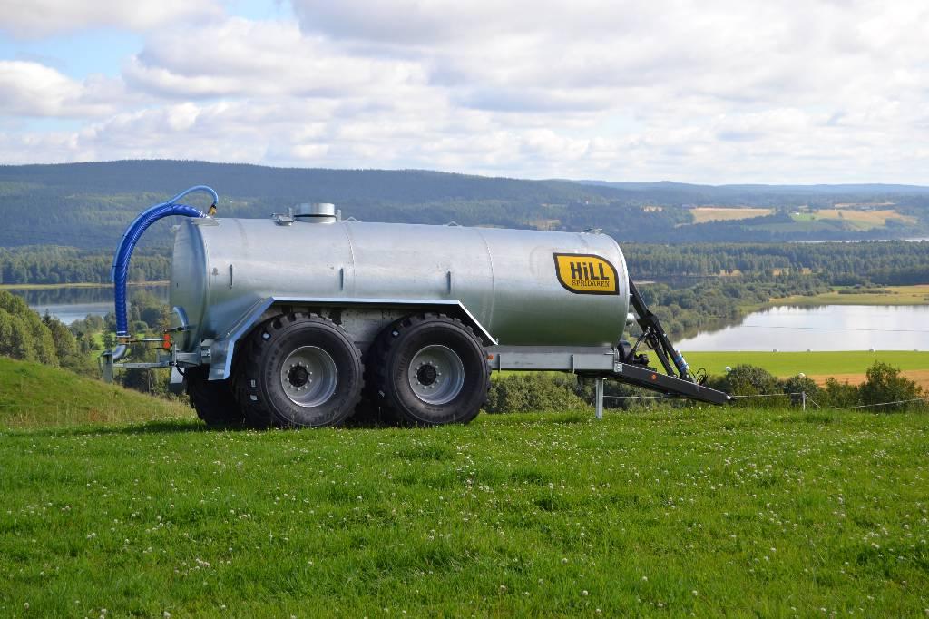 Hill HB15 Gjødselvogn, Gjødselspreder, Landbruk