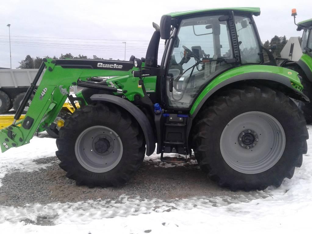 Deutz-Fahr 6160.4, Traktorer, Lantbruk