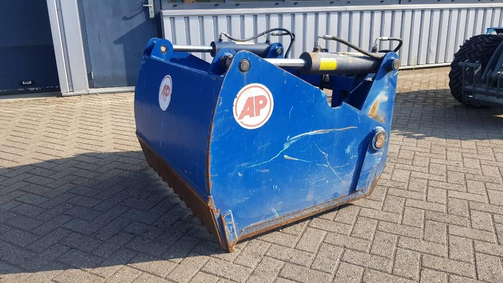 AP kuilhapper KL 1200, Uitkuilmachines, Landbouw