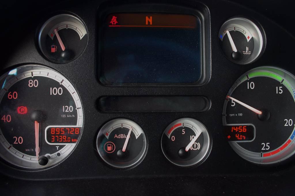 DAF XF105.460, Kuorma-autoalustat, Kuljetuskalusto
