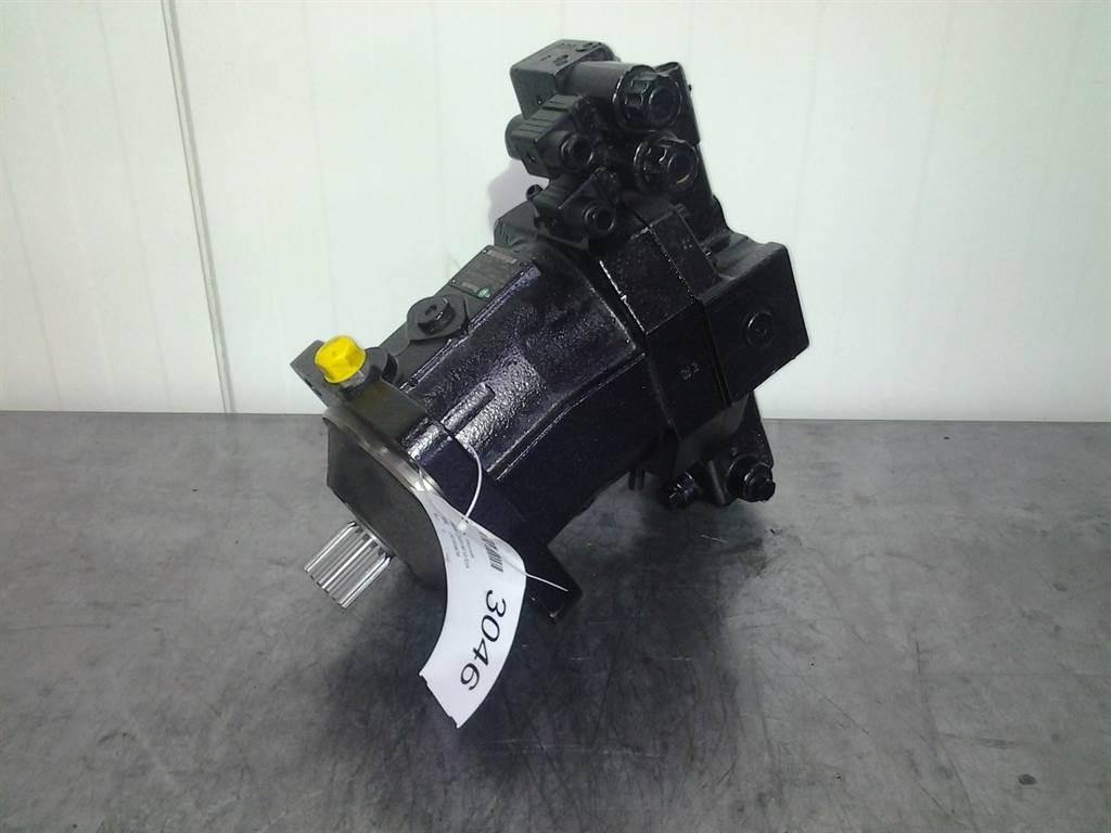 Rexroth A6VM107DA5/63W -Terex TL120-Drive motor/Fahrmotor