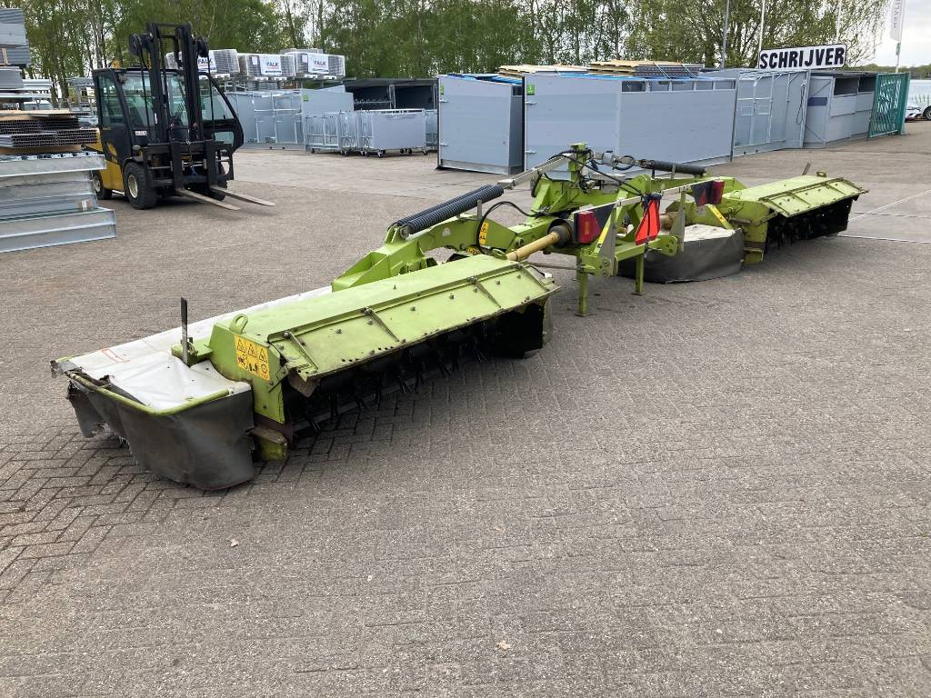 CLAAS Disco 8550, Mowers, Agriculture