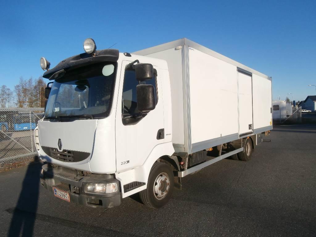 Renault Midlum 220, Umpikorikuorma-autot, Kuljetuskalusto