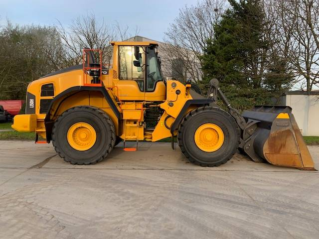 Volvo L 150 H, Wheel Loaders, Construction Equipment