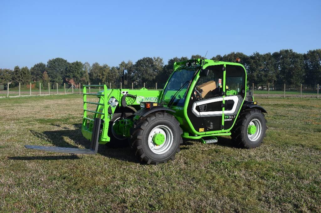 Merlo TF 33.7, Verreikers voor landbouw, Landbouw